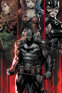 Dc Villain Trinity