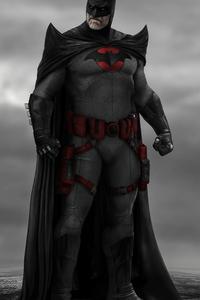 DCEU Flashpoint Batman Concept Art