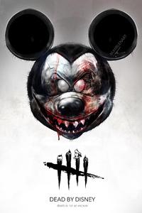 1125x2436 Dead By Disney