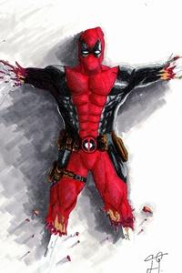 Deadpool 10 Artwork