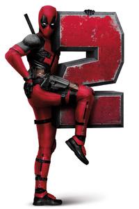 Deadpool 2 5k Poster