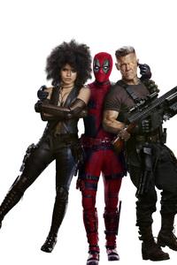 Deadpool 2 8k Poster