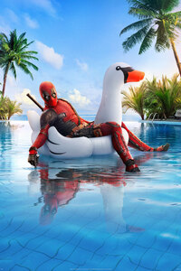 Deadpool 2 Coachella Poster