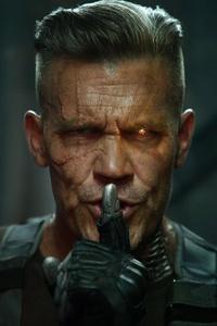 Deadpool 2 Josh Brolin As Cable