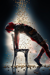 Deadpool 2 Movie 2018 Poster