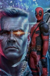 Deadpool 2 Movie 8k