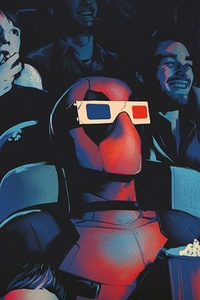 Deadpool 2 Movie Cinema