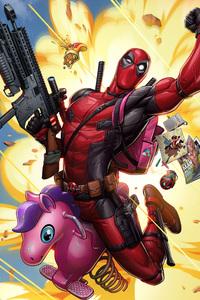 Deadpool 2 Movie Imax Poster