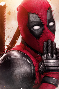 360x640 Deadpool 2 Movie Poster