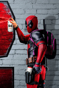 360x640 Deadpool 2 New 2019
