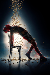 1080x1920 Deadpool 2 Poster 2018 Movie