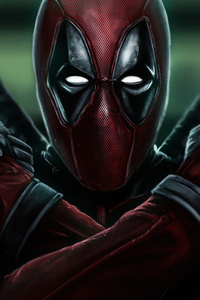 360x640 Deadpool 2 X Force Art