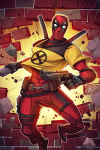 720x1280 Deadpool 2 X Force