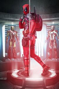 Deadpool 2017 Fan Made Poster