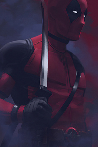 1440x2960 Deadpool 2019new