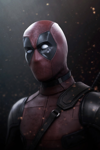 1080x2280 Deadpool 2020 Art 4k