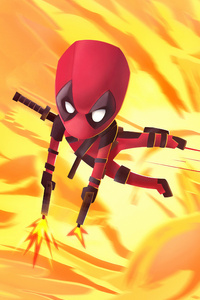 Deadpool 4k 2019 New