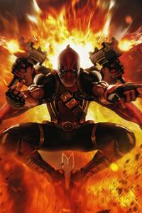 Deadpool 4k 2020