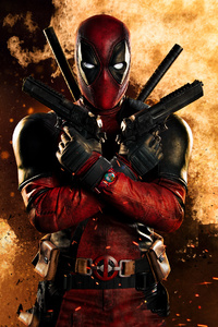 540x960 Deadpool 4k Cosplay