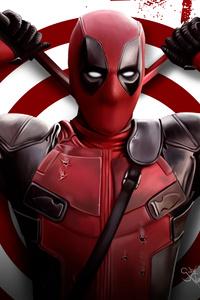 Deadpool 4k New Artwork