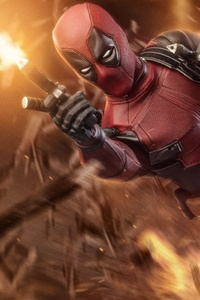 Deadpool 5k