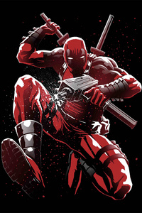Deadpool 5K Artwork