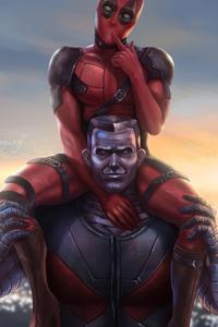Deadpool And Steelman