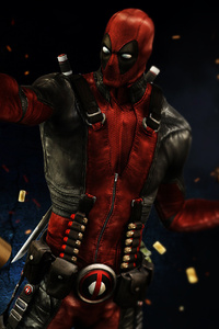 Deadpool Arts