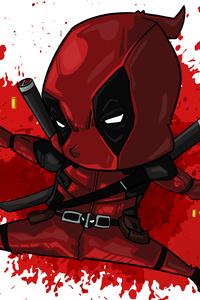 Deadpool Artwork 10k