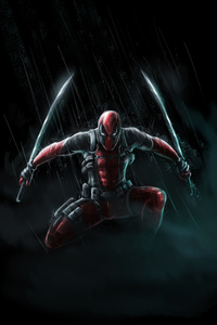 Deadpool Artwork 2020 Hd