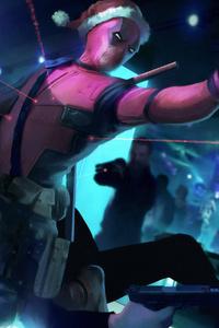 Deadpool As John Wick