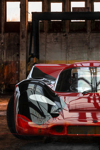 750x1334 Deadpool Car