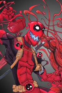 Deadpool Carnage 10k