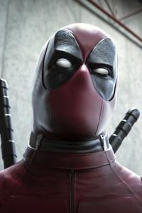 Deadpool Closeup Artwork