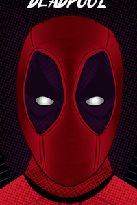 Deadpool Closeup