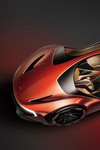 480x854 Deadpool Concept Car