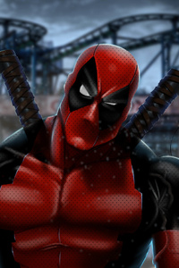 Deadpool Cool Guy