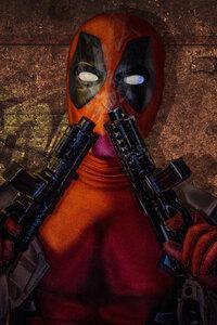 Deadpool Cosplay 5k