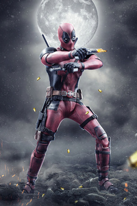 Deadpool Firing
