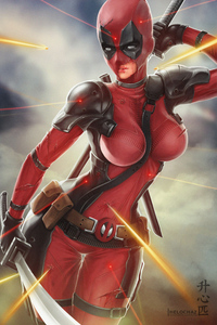 Deadpool Girl