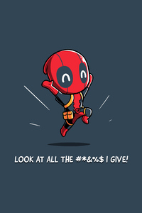 Deadpool Gives Zero