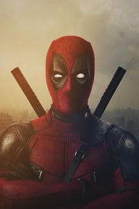 320x568 Deadpool Journey 4k