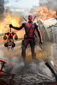 Deadpool Killed Mickey Mouse