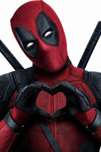 Deadpool Love