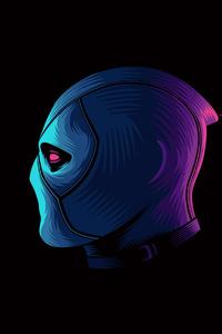 Deadpool Minimal Art