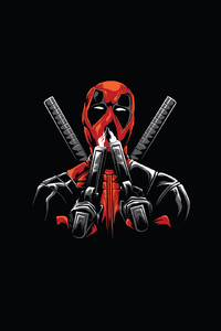 Deadpool 1080x1920 Resolution Wallpapers Iphone 7 6s 6 Plus