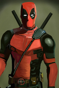 Deadpool New Art 4k