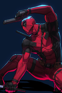 Deadpool New Fan Art