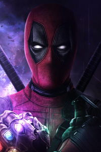 1280x2120 Deadpool New