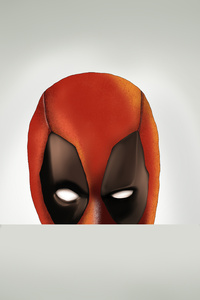 Deadpool Peeking